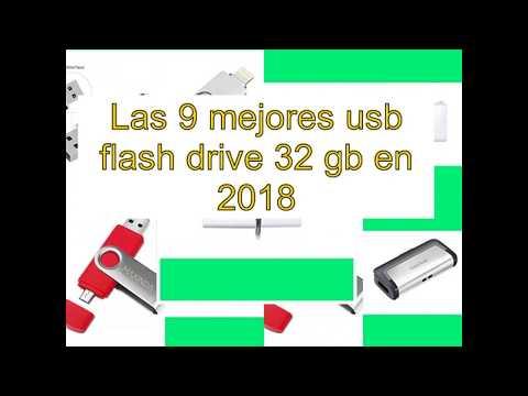 Las 9 mejores usb flash drive 32 gb en 2018