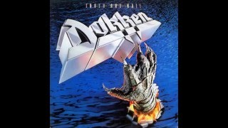 Dokken - Without Warning (Rock Candy Remaster 2014)