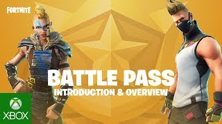 FORTNITE | BATTLE PASS | INTRODUCTION & OVERVIEW