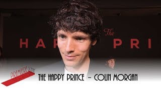 Interview de Colin Morgan -The Happy Prince première par Première scène