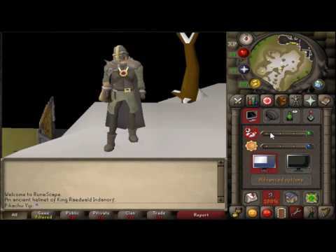 OSRS Cracked The Clue – Helm of Raedwald obtained