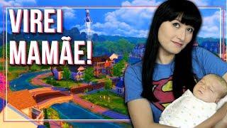 QUAL O NOME DO MEU FILHO COM DAVY JONES? - The Sims 4