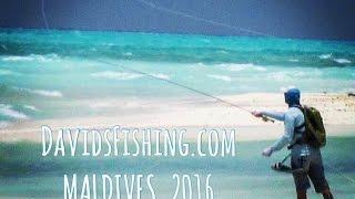 Bonefish Fly Fishing, Maldives