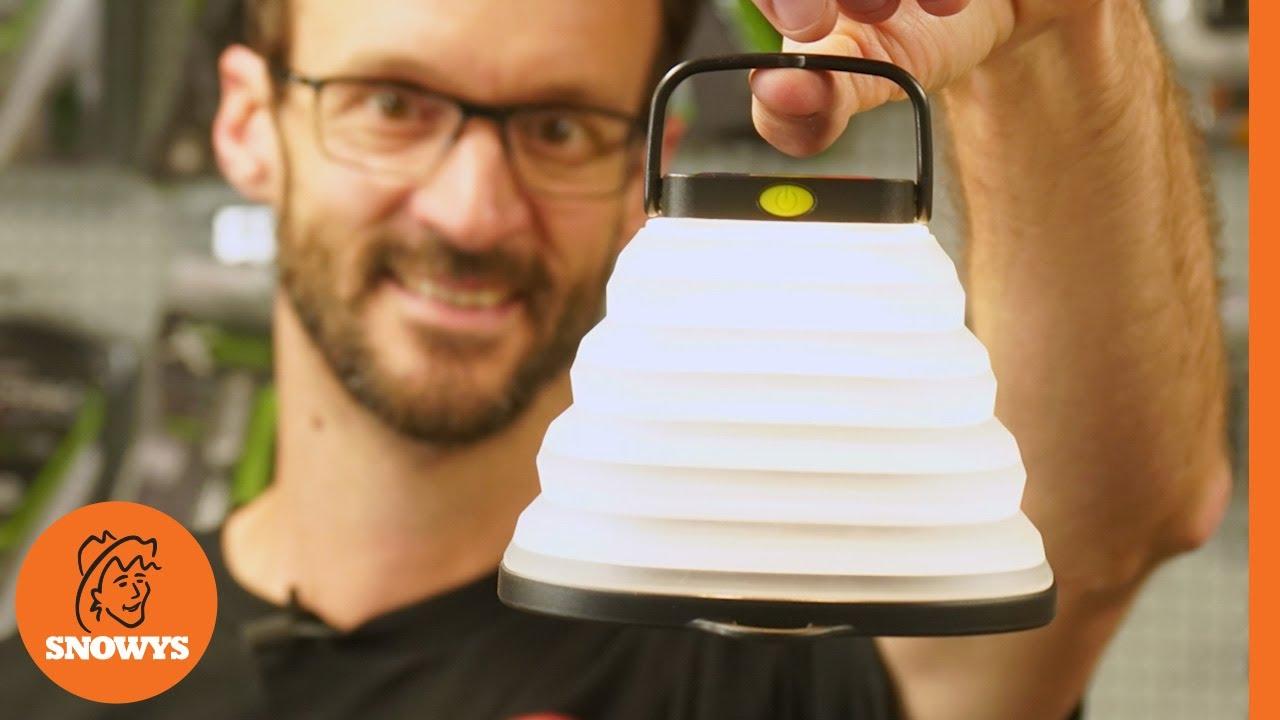Crush Light Chroma Collapsible Solar Lantern