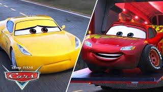 Lightning McQueen's Apology to Cruz Ramirez | Pixar Cars