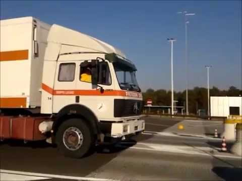 Preview video Rientro colonna mobile Protezione Civile Gruppo Lucano Carpi 2012
