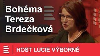 Tereza Brdečková popisuje, jak vznikal televizní seriál Bohéma