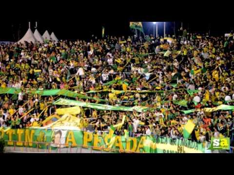 """""""Aldosivi 3 - River 1 // Www.SomosAldosivi.Com.Ar"""" Barra: La Pesada del Puerto • Club: Aldosivi"""