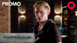 Shadowhunters | Season 1, Episode 6 Promo: Of Men And Angels