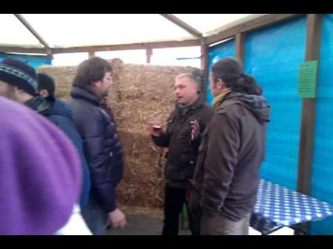 Sotto la tenda @ Birre della merla 2011