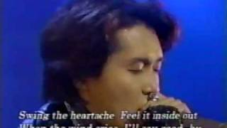X JAPAN   DAHLIA ~ Crucify My Love (Studio Live 1996)