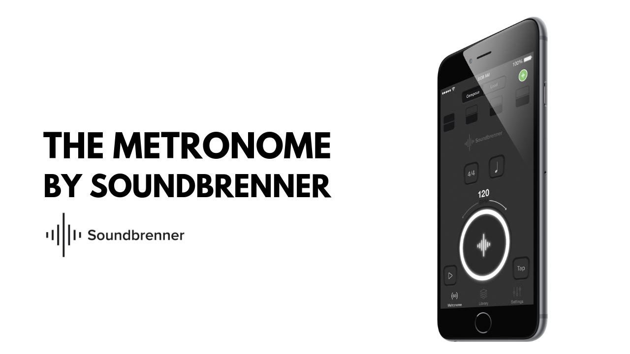 Metronomi Soundbrenner Pulse