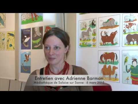 Vidéo de Adrienne Barman