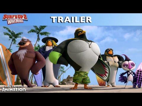 Surf's Up 2: WaveMania (Trailer)