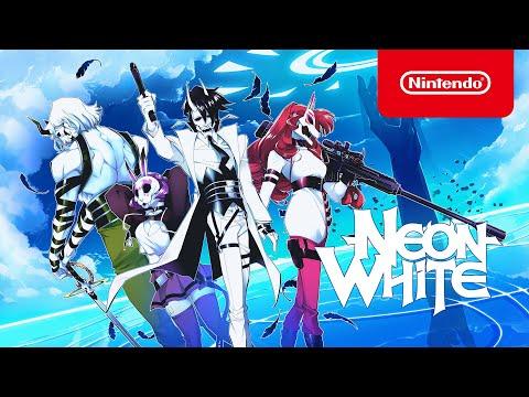 Neon White : Neon White - Gameplay Walkthrough