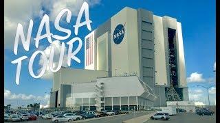 NASA Kennedy Space Center TOUR - Florida