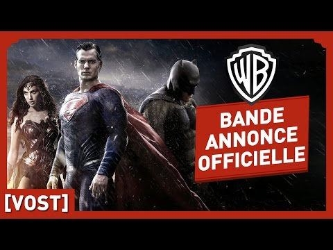 Batman v Superman : L'Aube de la justice Warner Bros. France / Warner Bros. Entertainment / Dune Entertainment
