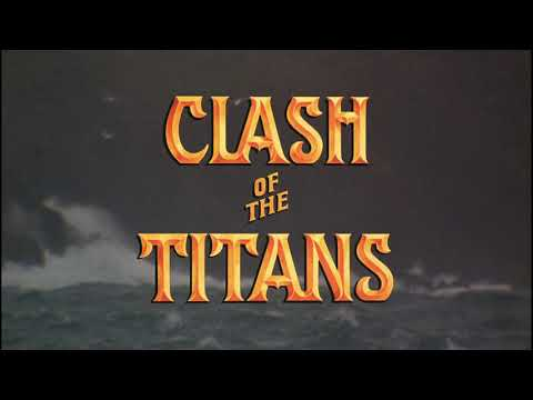 CLASH OF THE TITANS (Prologue and Main Title) (1981 - MGM)