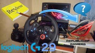 logitech g29 setup on laptop - मुफ्त ऑनलाइन वीडियो