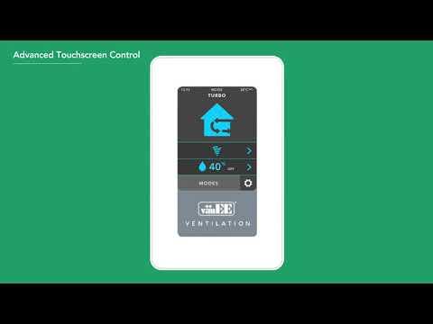 vanEE AVS AI Series Wall controls