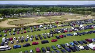 Smallfields Banger Racing Drone Footage????????