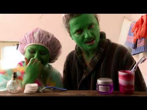 HORNÁ DOLNÁ: Petra Polnišová a Dano Heriban ako Shrek a Fiona