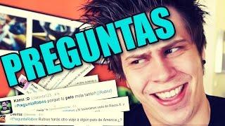 PREGUNTAS Y RESPUESTAS CASI SERIAS