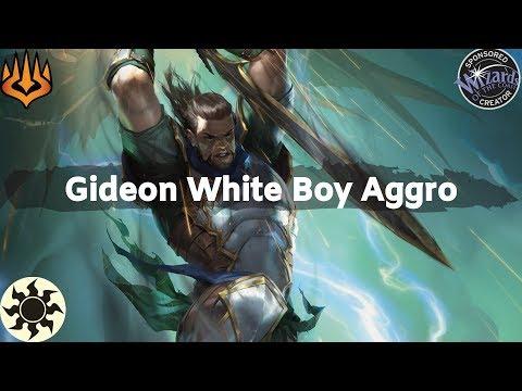 Mtg Arena Mono White Aggro