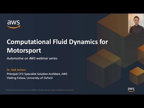 Computational Fluid Dynamics for Motorsports on AWS
