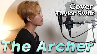 Taylor Swift _ The Archer | cover by J.Win(우준승) Original Key