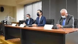Ο Γ.Γ. Πρωτοβάθμιας Φροντίδας Υγείας & ο Διοικητής της3ης Υγειονομικής Περιφ. Μακεδονίας στη Φλώρινα