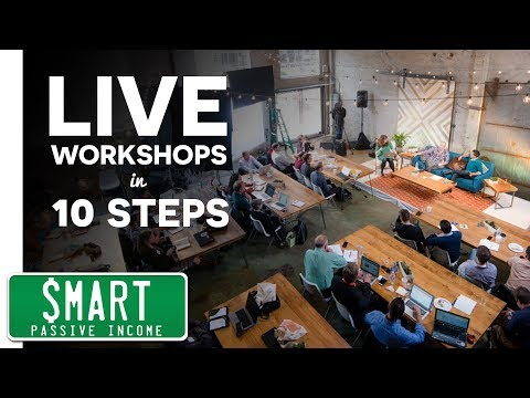 , title : 'How to Create & Host a Live Workshop or Event (in 10 Steps)