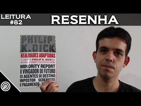 REALIDADES ADAPTADAS - RESENHA - LEITURA #82