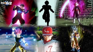 Dragon Ball Xenoverse 2 - Top 10 New Custom Modded Characters w/Epic Transformations