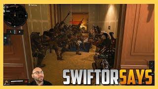 Swiftor Says Get In The Secret Room!