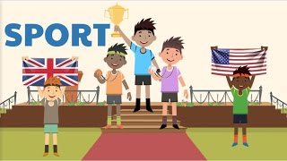 English lesson about Sport