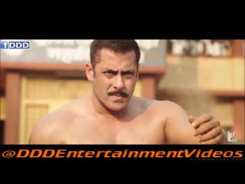 Rise Of Sultan Full Video and Lyrics Song HD Shekhar Ravjiani | SULTAN | Salman Khan - Anushka