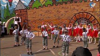 В детском саду №49 Великого Новгорода развернулся «Город мастеров»