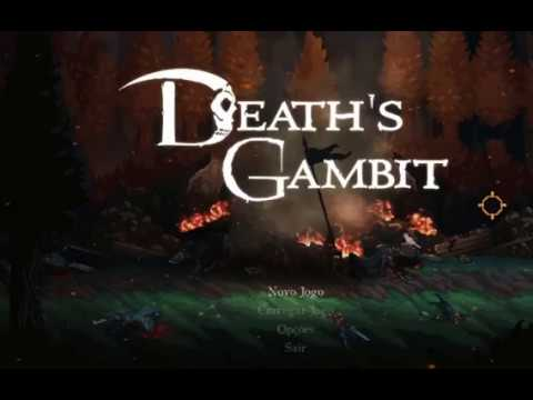 Death's Gambit JOGO MUITO FODA ESTILO DARK SOULS EM 2D PIXELADO. Part 1