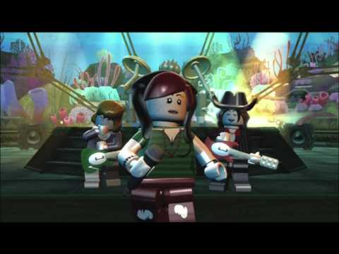 Видео № 0 из игры LEGO Rock Band (Б/У) (не оригинальная полиграфия) [X360]