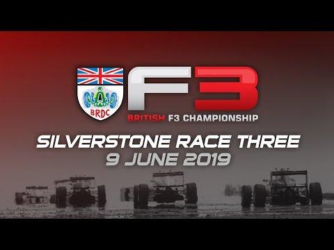 Race three - Silverstone 2019
