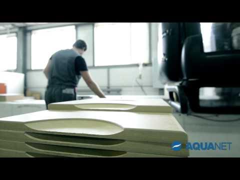 Мебель для ванной Aquanet Донна 100 (белый дуб) 5