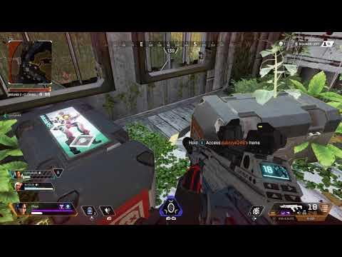 Apex Legends • 4K UHD Starting Block Gameplay • Xbox One X