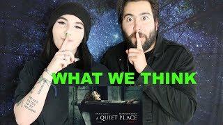 MOVIE REVIEW: A Quiet Place (spoiler alert)
