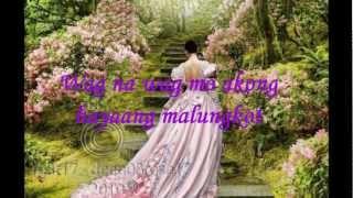 Angeline Quinto - Wag Mo Akong Iwanan Mag-isa (with Lyrics)