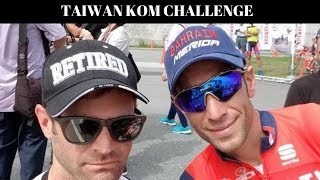 "Phil Gaimon's ""Worst Retirement Ever."" Taiwan KOM Challenge, Part 2: THE RACE"
