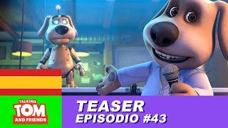 ESTE JUEVES en Talking Tom and Friends (Teaser del Episodio 43)