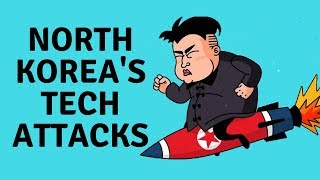 North Korea's planning tech attacks #DailyDope