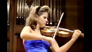 Beethoven Violin Concerto-3mov (4/4) Seiji Ozawa& Anne-Sophie Mutter Boston symphony orchestra