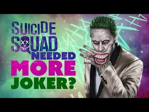 Suicide Squad Needed MORE JOKER? - The Know Movie News